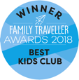 Family traveller kids club