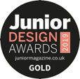 Junior design awards gold