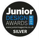 Junior design awards silver
